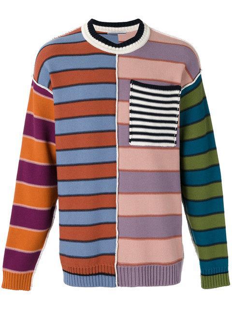Andrea Pompilio Sweaters In Multicolour