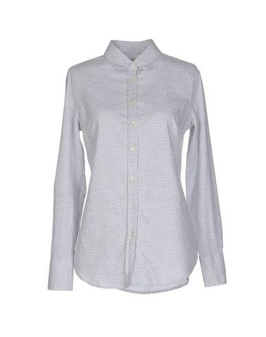 Fred Perry Shirts In Light Grey