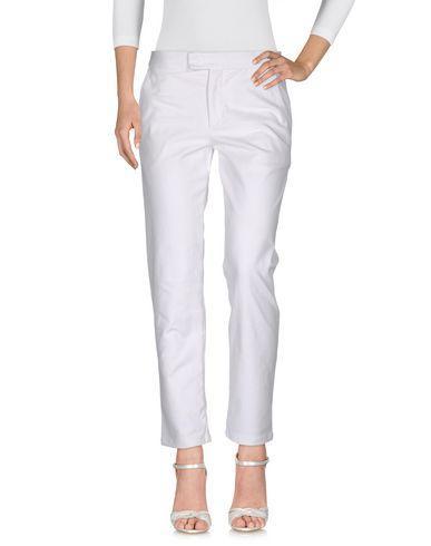 Isabel Marant Denim Pants In White