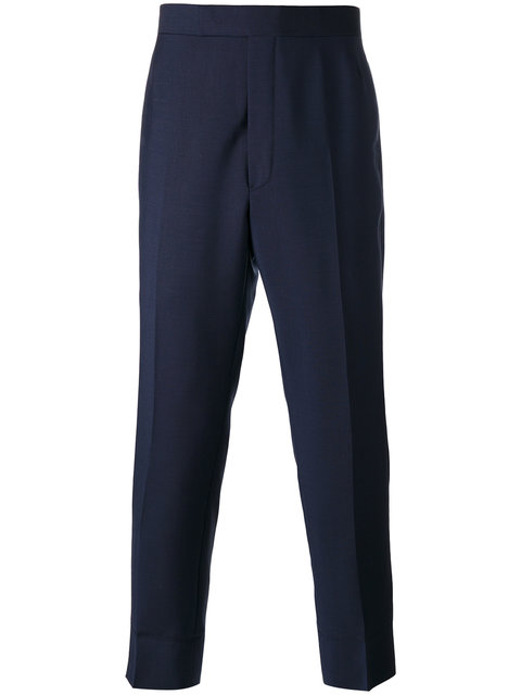 Thom Browne Tailored Trousers - Blue