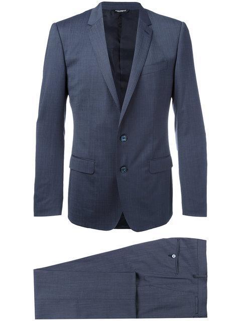 Dolce & Gabbana Formal Suit - Blue