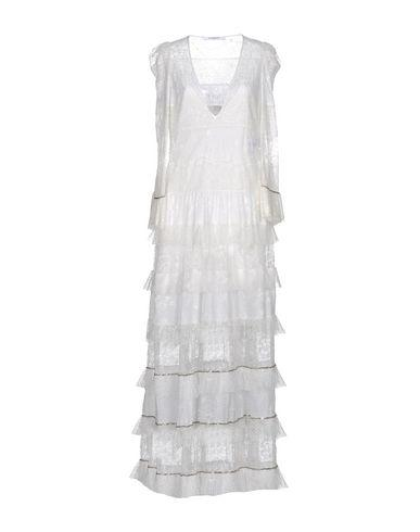 Givenchy Long Dresses In White