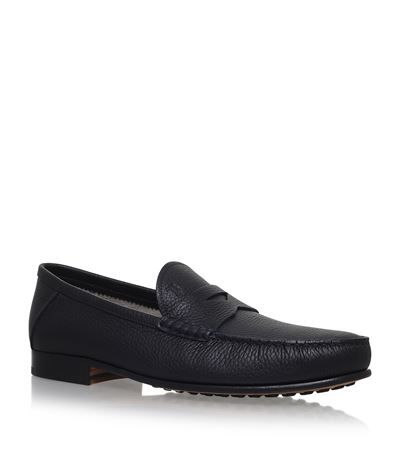 Tod's Loafers Shoes Men Tods In Navy