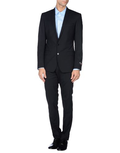 Dolce & Gabbana Suits In Black