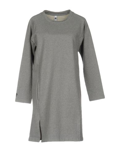 Perks And Mini Short Dress In Light Grey