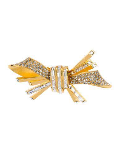 Dolce & Gabbana Hair Accessories In Gold