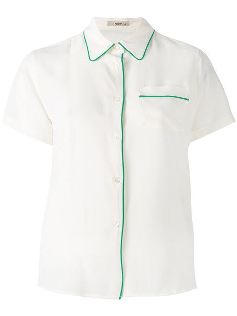 Etro Piped Trim Shirt