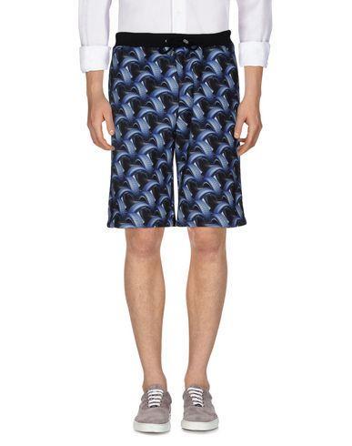 Andrea Crews Shorts & Bermuda In Blue