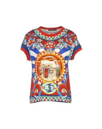 Dolce & Gabbana Blouses In Red