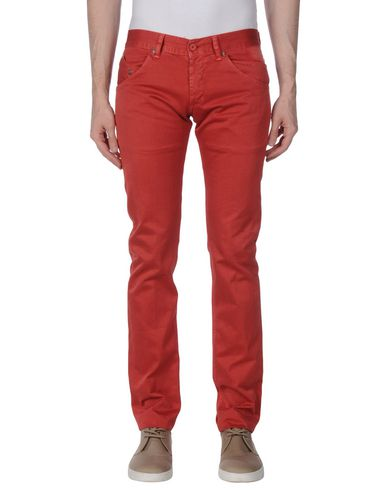 Dondup Casual Pants In Red