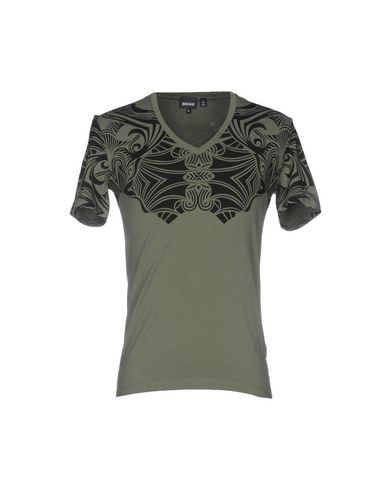 Just Cavalli T-Shirt In Military Green