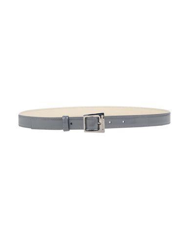 Dolce & Gabbana Belts In Grey