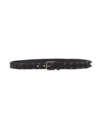 Dolce & Gabbana Belts In Dark Brown