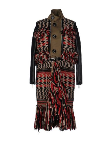 Dsquared2 Coats In Red