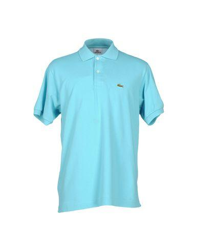 Lacoste Polo Shirt In Light Green