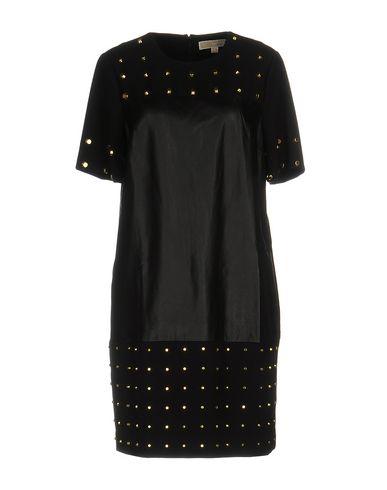 Michael Michael Kors Short Dress In Black