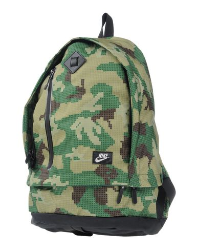 Nike Backpack & Fanny Pack In Military Green