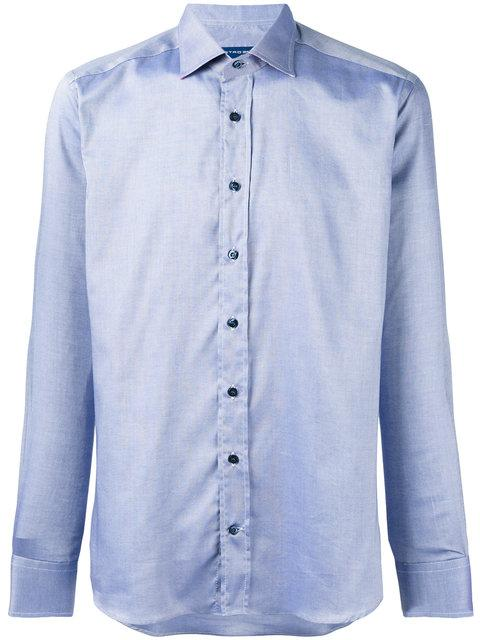 Etro Warrant Shirt - Blue