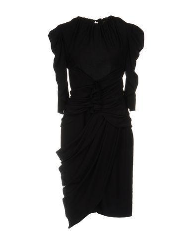Vionnet Knee-Length Dress In Black