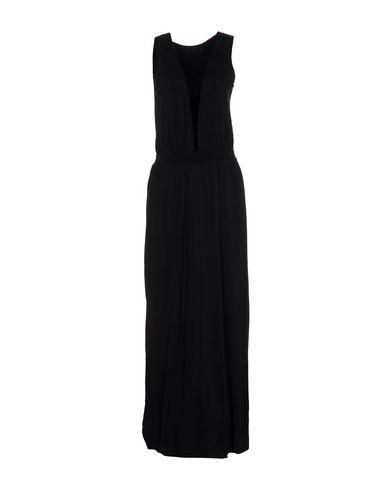 Just Female Long Dresses In Black