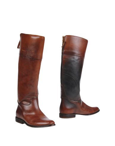 Golden Goose Boots In Cocoa