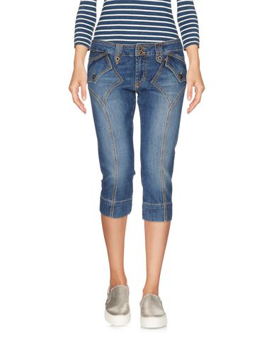 Just Cavalli Denim Pants In Blue