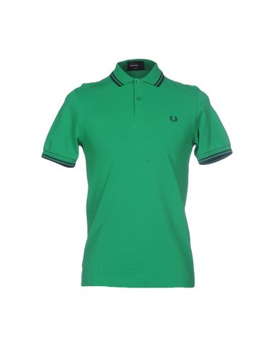 Fred Perry Polo Shirt In Green