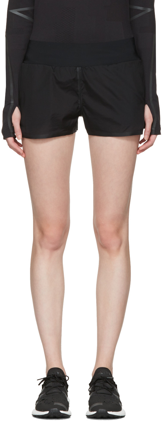 Y-3 Black Lite Shorts