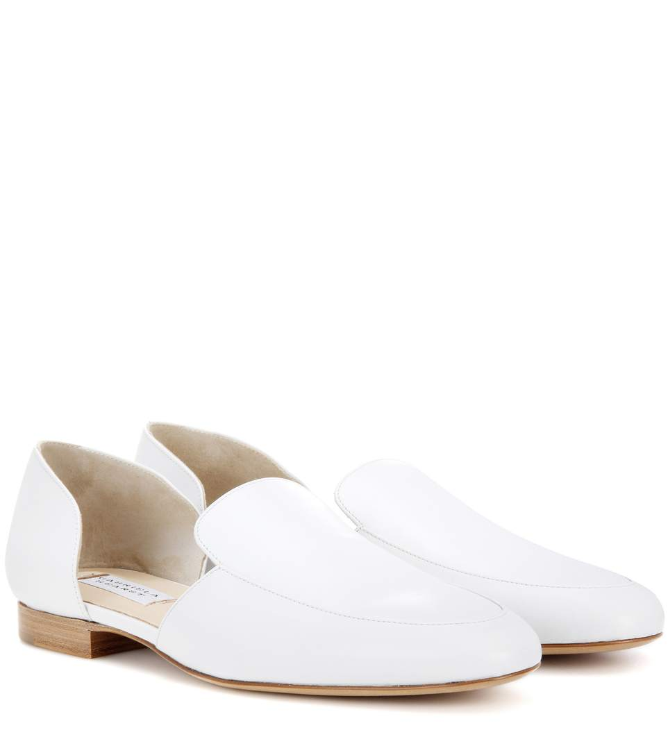 Gabriela Hearst Francis Leather Loafers
