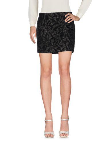 Maje Mini Skirt In Black
