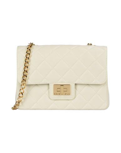 Designinverso Handbags In Ivory