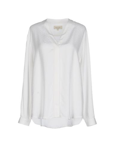 Paul & Joe Solid Color Shirts & Blouses In White