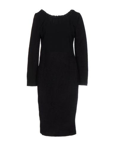 Maje Knee-Length Dress In Black