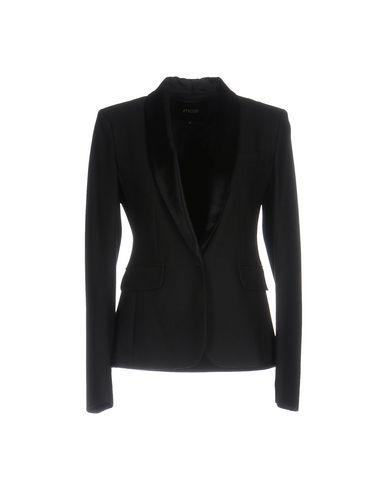 Maje Blazer In Black