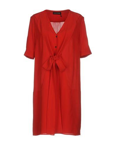 Sonia Rykiel Short Dress In Red