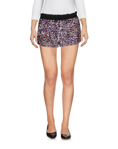 Red Valentino Shorts In Black