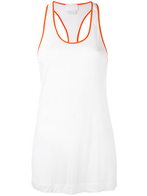 Dkny Tank With Contrast Piping