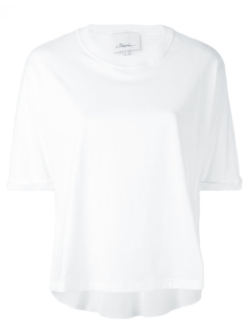 3.1 Phillip Lim High-Low T-Shirt