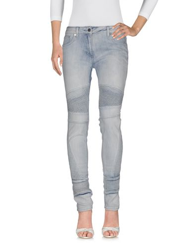 Sandro Denim Pants In Blue