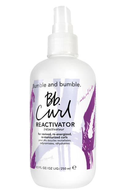 Bumble And Bumble Curl Reactivator Hair Mist 250ml