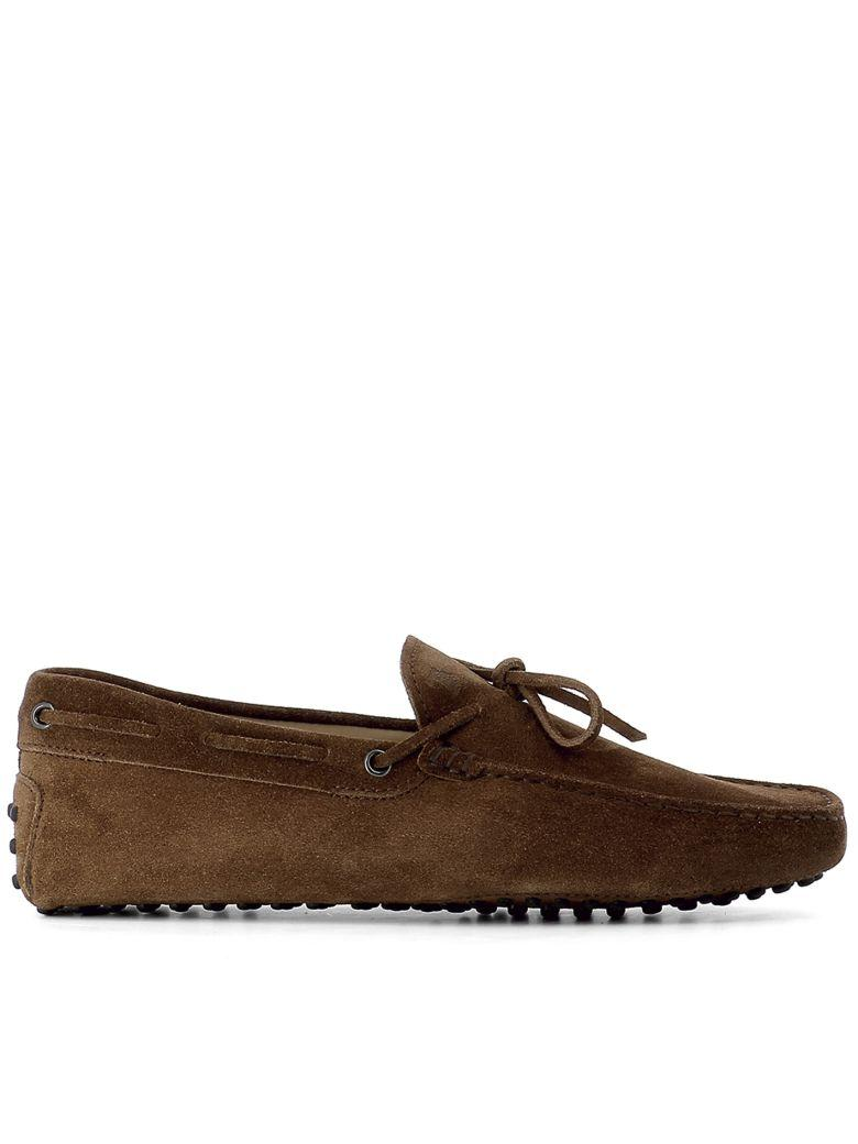Tod's Brown Gommino Driving Shoes