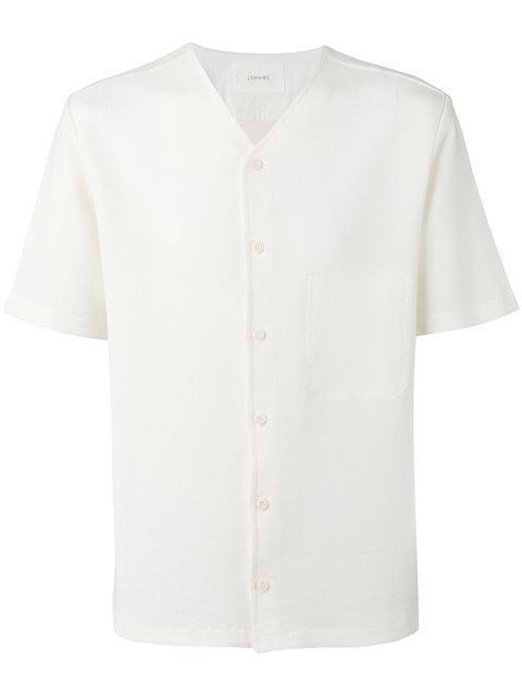 Lemaire V Neck Shirt
