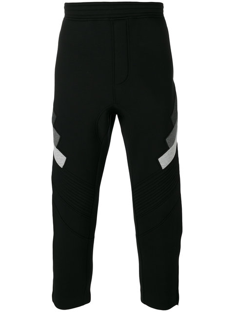 Neil Barrett Cropped Track Pants