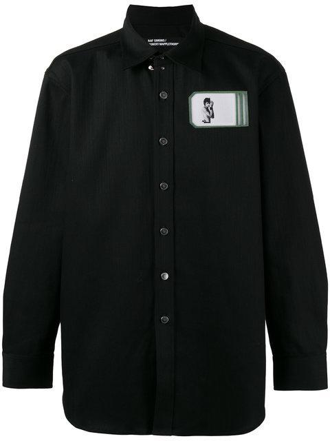 Raf Simons X Robert Mapplethorpe Self Portrait Shirt Jacket