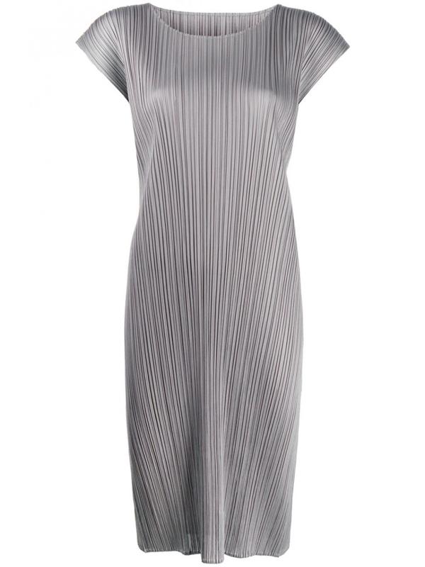 Pleats Please Issey Miyake Basic Dress