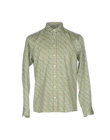 Etro Shirts In Light Green