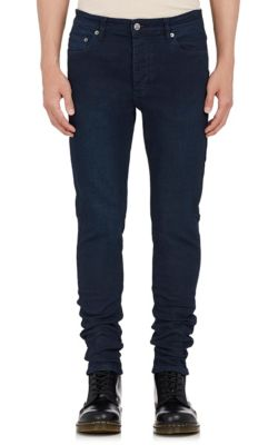 Ksubi Chitch Slim Jeans In Blue