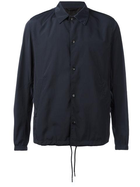 Theory Lightweight Jacket - Blue