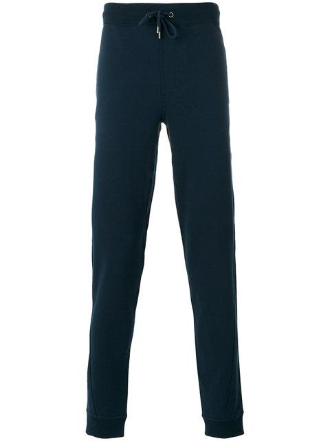 Michael Kors Men's Sport Jumpsuit Trousers In Blue