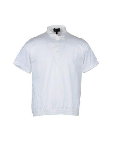 Emporio Armani Polo Shirt In White